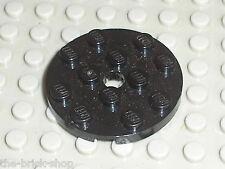 LEGO star wars black round plate 60474 / 10188 10213 7915 10195 7733 10199 6243