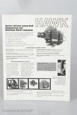 TENKO Dealer Data Hawk System Mamiya RB-67 Long Roll Magazine