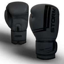 FOX-FIGHT 1 Paar B7 Spann Schienbeinschutz Schienbeinschützer Spannschutz Leder