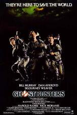 65371 Ghostbusters Movie Bill Murray, Dan Aykroyd Wall Print Poster CA