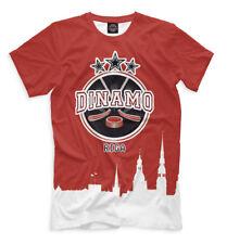 Dinamo Riga New t-shirt Dinamo Riga Latvia Hockey KHL sport hq 638890