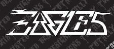 The Eagles car truck vinyl decal sticker classic rock henley frey hotel band
