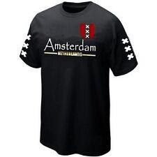 T-Shirt AMSTERDAM - Netherlands Pays-Bas ultras Supporter Maillot ★★★