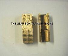 Bronze Fork Pads Inserts T56 T-56 Transmission Camaro