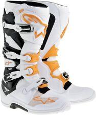 Alpinestars 14' Tech 7 Motocross Dirt Bike ATV MX Boots Orange