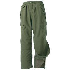 Jack Pyke Cazadores Pantalones Impermeable Hombres Carga Caza Pescar Verde