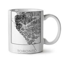 Canada Toronto City NEW White Tea Coffee Mug 11 oz   Wellcoda