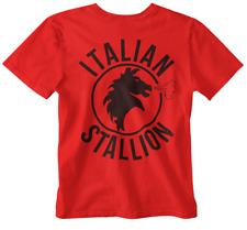 Italian Stallion T-Shirt Rocky Balboa Movie tee yolo tumblr cool street cred 3