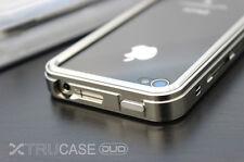 XTRUCASE Aluminum DUO Slider Case for Apple iPhone 4/4S in 7 Different Colors
