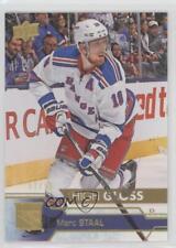 2016-17 Upper Deck High Gloss #126 Marc Staal New York Rangers Hockey Card