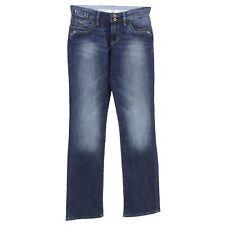 21926 MAVI Damen Jeans Hose MONA Straight Cord Stretch black schwarz