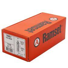 Ramset TruBolt STUD ANCHORS 20Pcs Zinc Plated *Aust Brand - M12x 100mm Or 140mm