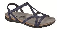 Naot Dorith Polar Sea Leather Gladiator Sandal Womens sizes 5-11/36-42 NEW!!!