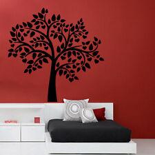 SHABBY Chic Muro Adesivo albero di cuori. stile VINTAGE 60 cm x 60 cm ART sc016