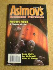 ASIMOV'S (SCI-FI) - ROBERT REED - March 2004