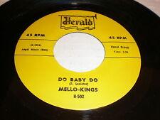 Mello Kings 45 Do Baby Do  HERALD