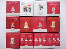 Hutschenreuther Miniglocken Porzellan - diverse Motive - Einzelverkauf mit OVP!