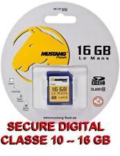 CLASSE 10 SD HC 16Gb SECURE DIGITAL SDHC 16 GB CLASS 10