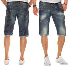 CIPO & BAXX Herren Jeans Shorts C-106