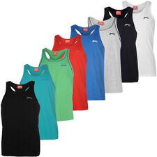 Slazenger Muskel Shirt Tank Top Muscle Muskelshirt S M L XL 2XL 3XL 4XL Neu