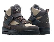 467929-204 Nike Jordan Flight 45 TRK GS Velvet Brown/Khaki-Copper Sizes 4-7 NIB