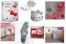 HELLO KITTY Nintendo DS-Ipod Case-Watch-Miroir-Watch Box grande idée cadeau