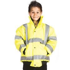 Enfants Hi-Visibilité Veste Aviateur-Sécurité Usure, Enfants Cyclisme Veste, de protection