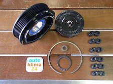 polea de compresor de aire acondicionado para Mercedes C CLK CLS W203 CDI 115 mm