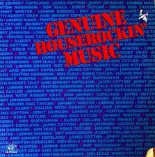 GENUINE HOUSEROCKIN MUSIC - ALLIGATOR - V.A. LP - J.WINTER, L.MACK