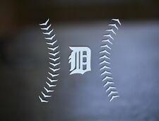 Detroit Tigers Special Edition Custom Design Premium Vinyl Decal
