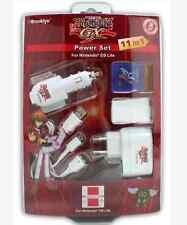 1x Nintendo DS Lite Power Set Yu-Gi-Oh! / 28 x 20 x 4,5cm / NEU / 11 Teile / Rot