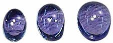 Natural Fine Blue Purple Iolite - Oval Cabochon - Namibia - AAA Grade
