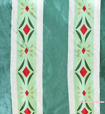Princess Anna Green Coronation Dress Pattern Satin Craft Fabric Cloth 1Yard