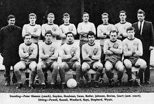 DULWICH HAMLET FOOTBALL TEAM PHOTO>1967-68 SEASON