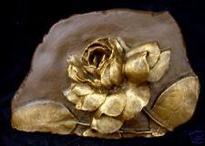 New listing Rose 3D Plaque Flower Garden Fragment Petals Bud 23022