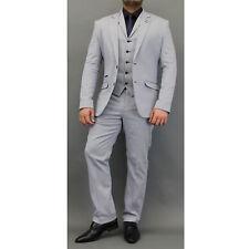 uomo 3 pezzi Abiti CAVANI BLAZERS PANTALONI GILET toppe giacca design