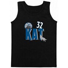 "Karl Anthony Towns Minnesota Timberwolves ""KAT"" jersey shirt TANK-TOP"