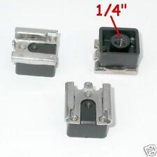 Slitta porta flash con attacco per cavalletto filetto standard 1/4 '' - ID 3004