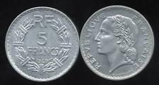 5 francs LAVRILLIER 1949  SUP
