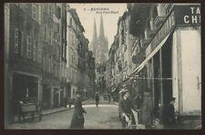 France BAYONNE Rue Port-Neuf early PPC