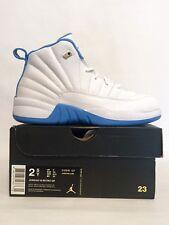 Brand New Nike Jordan 12 Retro GP University Blue 510816-127 XII 2.5Y/3.5Y/4.5Y