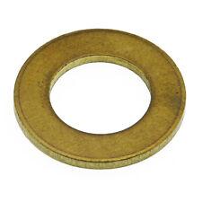 Scheiben DIN 125-1 Messing blank gedreht Form B