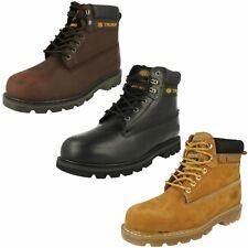 Unisex Truka Steel Toe Cap Boots - 'WL02'