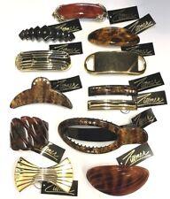 La Barrette Francaise Handmade claws//barrette
