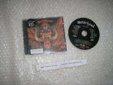 CD Metal Motörhead Motorhead - Sacrifice (11 Song) SPV / Lemmy