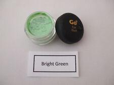 Go Eye Dust Eyeshadow Pot Bright Green New