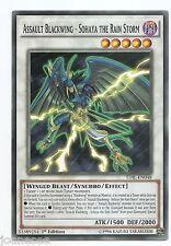 Assault Blackwing - Sohaya the Rain Storm TDIL-EN048 Yu-Gi-Oh Card 1st Mint New