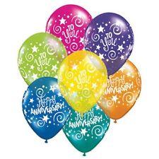 30.5cm Liso Globos látex Decoración Fiesta Aniversario Bodas Cumpleaños