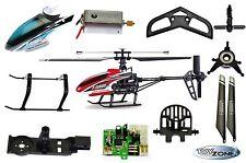 Alle Ersatzteile Rc Helikopter Hubschrauber F646 MJX