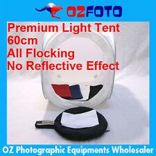 "Premium 24"" 60cm Studio Light Tent Cube Photo Soft Box 60x60x60cm"